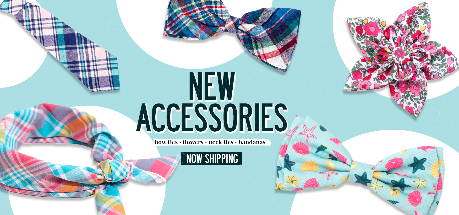 New Spring Accessories